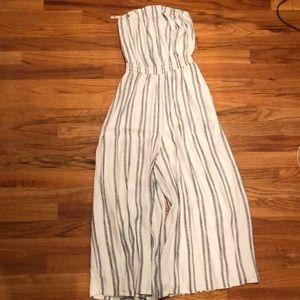 Striped Urban jumpsuit